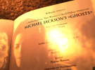 the program booklet for Michael Jackson's Ghosts film premiere at the 1997 Festival De Cannes