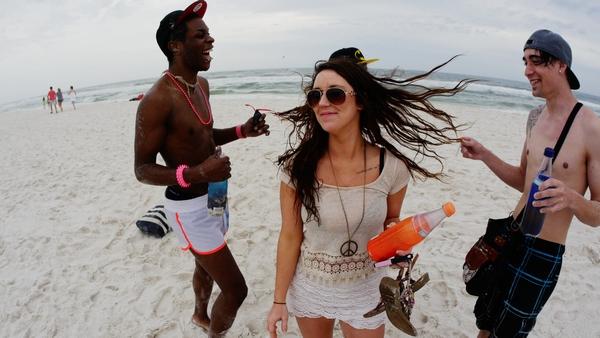 a trip to Panama City Beach
