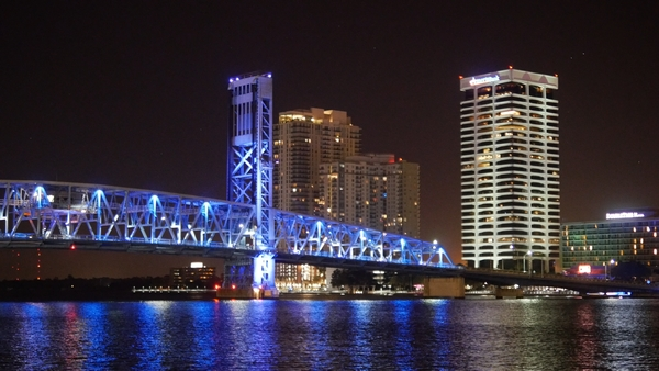 a trip to Jacksonville