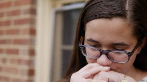 a Catholic admitting her God isn't ''perfectly'' good