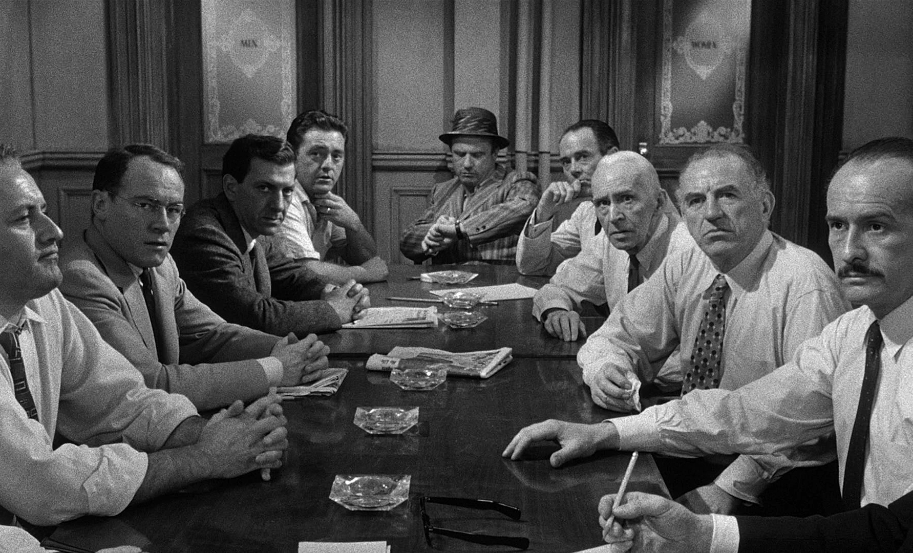 video review : 12 Angry Men