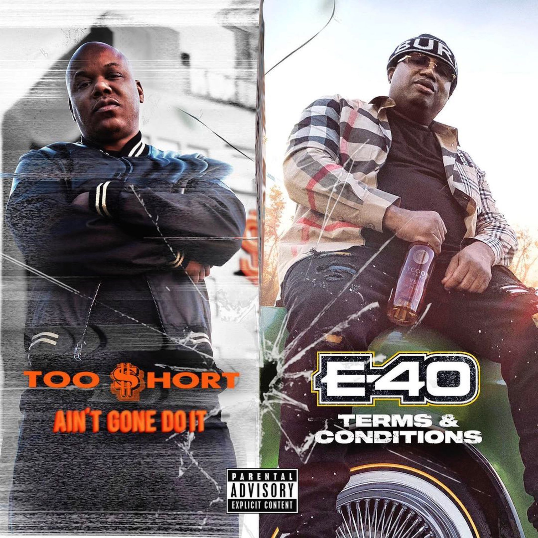 audio review : Ain't Gone Do It | Terms And Conditions ( albums ) ... Too Short + E-40