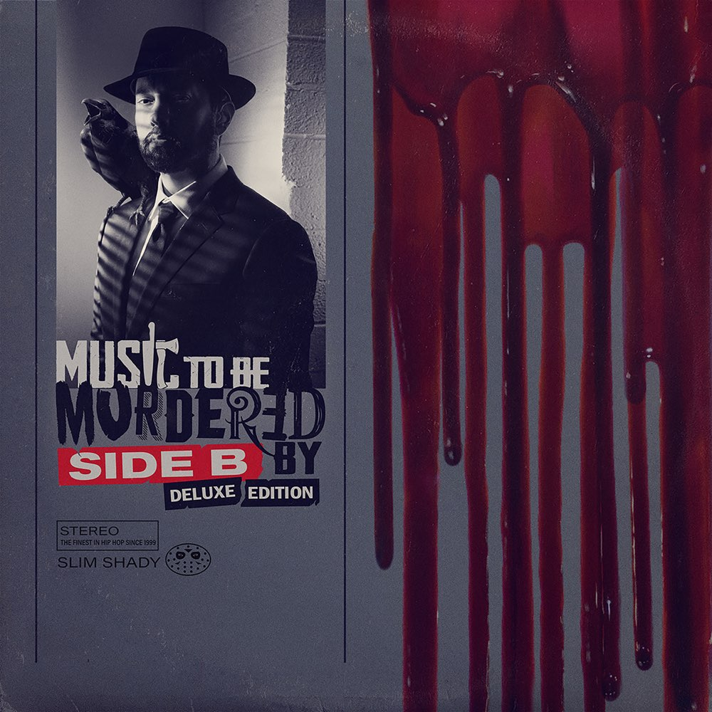 audio review : Music To Be Murdered By [ Side B ] ( album ) ... Eminem
