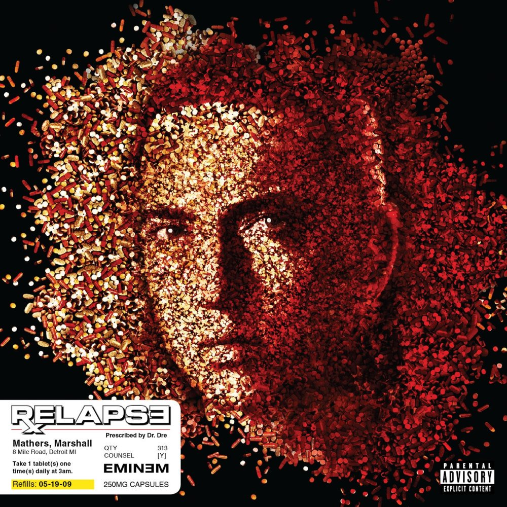 audio review : Relapse ( album ) ... Eminem