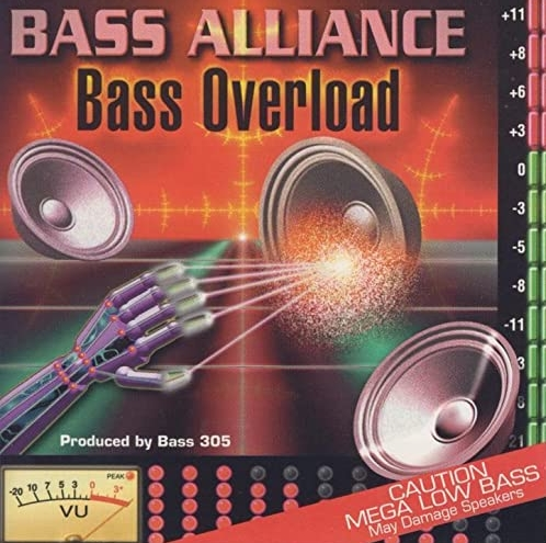 audio review : Bass Overload ( album ) ... Bass Alliance
