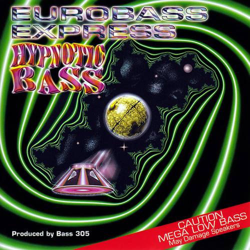 audio review : Hypnotic Bass ( album ) ... Eurobass Express