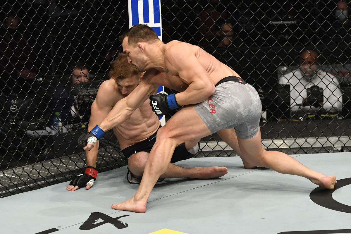 video review : Dan Hooker versus Michael Chandler at UFC 257