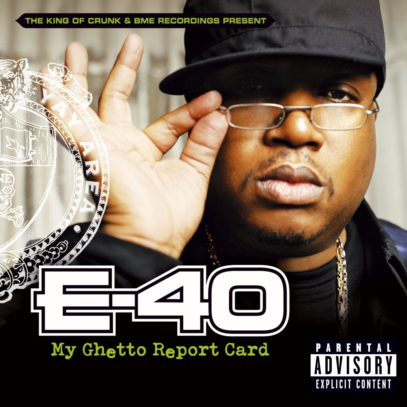 audio review : My Ghetto Report Card ( album ) ... E-40