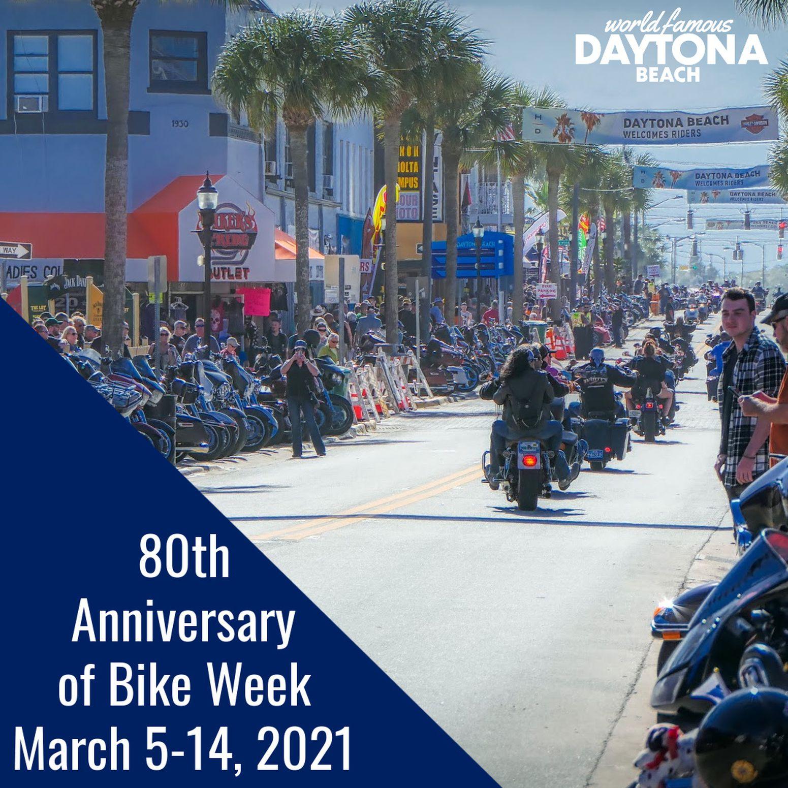 promo : Daytona Bike Week