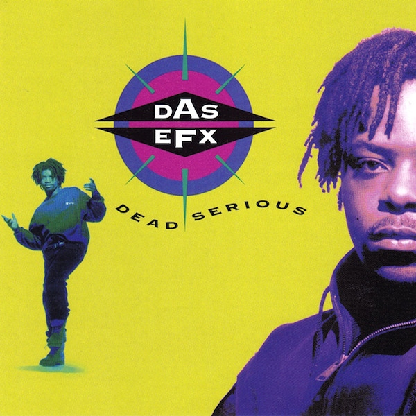 audio review : Dead Serious ( album ) ... Das Efx