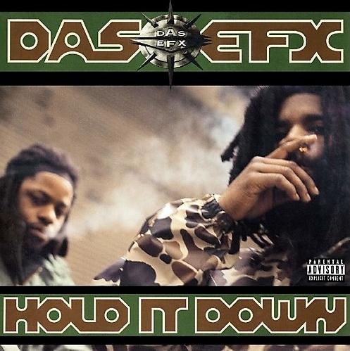 audio review : Hold It Down ( album ) ... Das Efx