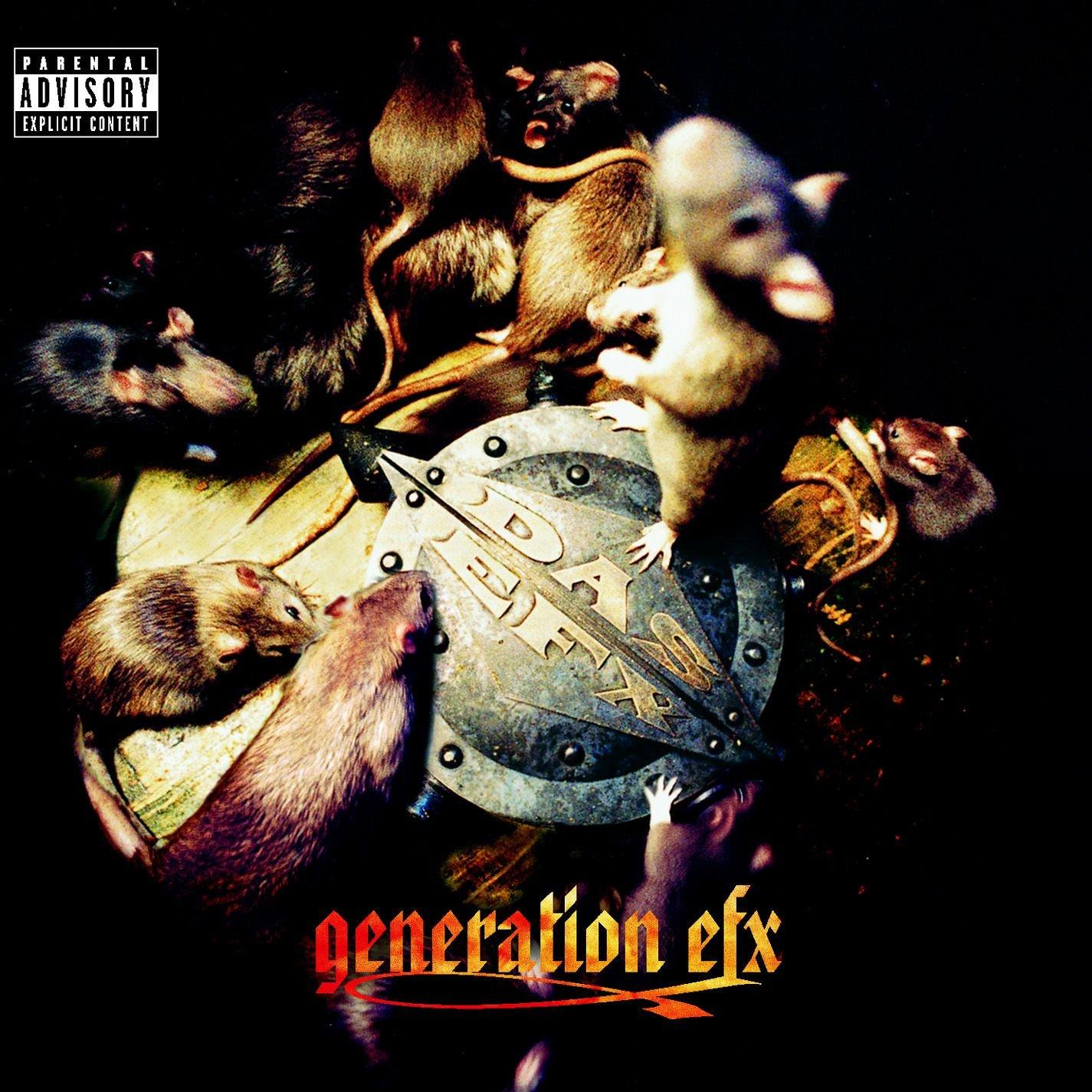 audio review : Generation Efx ( album ) ... Das Efx