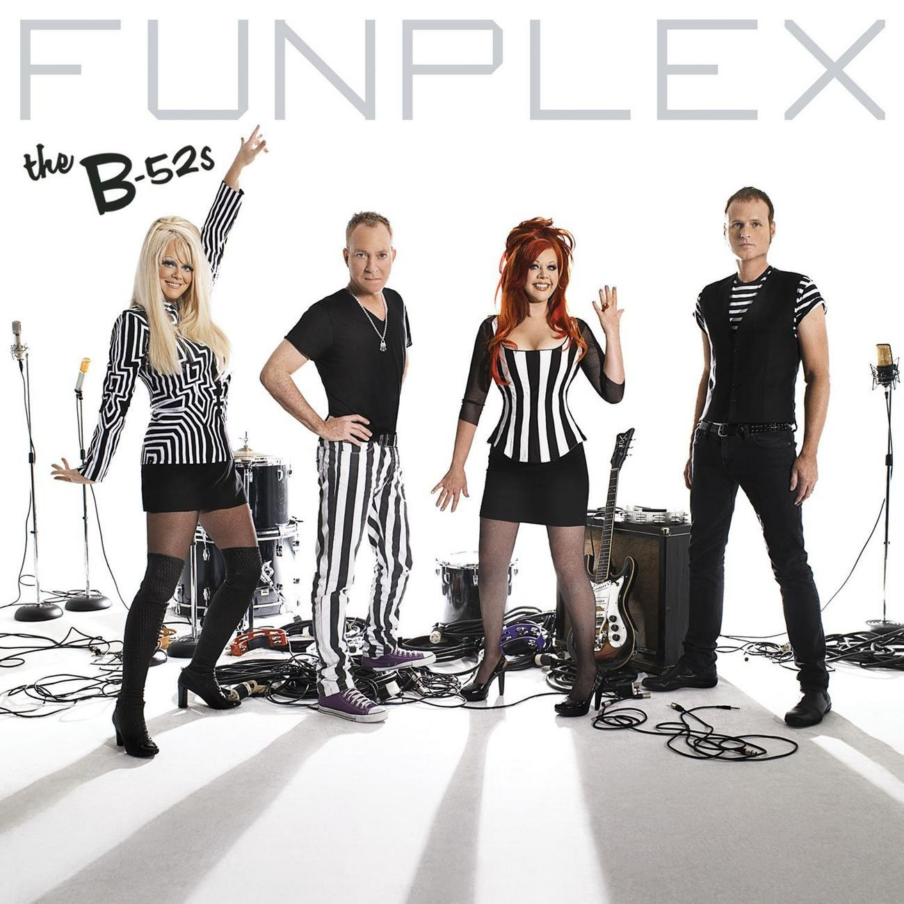 audio review : Funplex ( album ) ... The B-52s