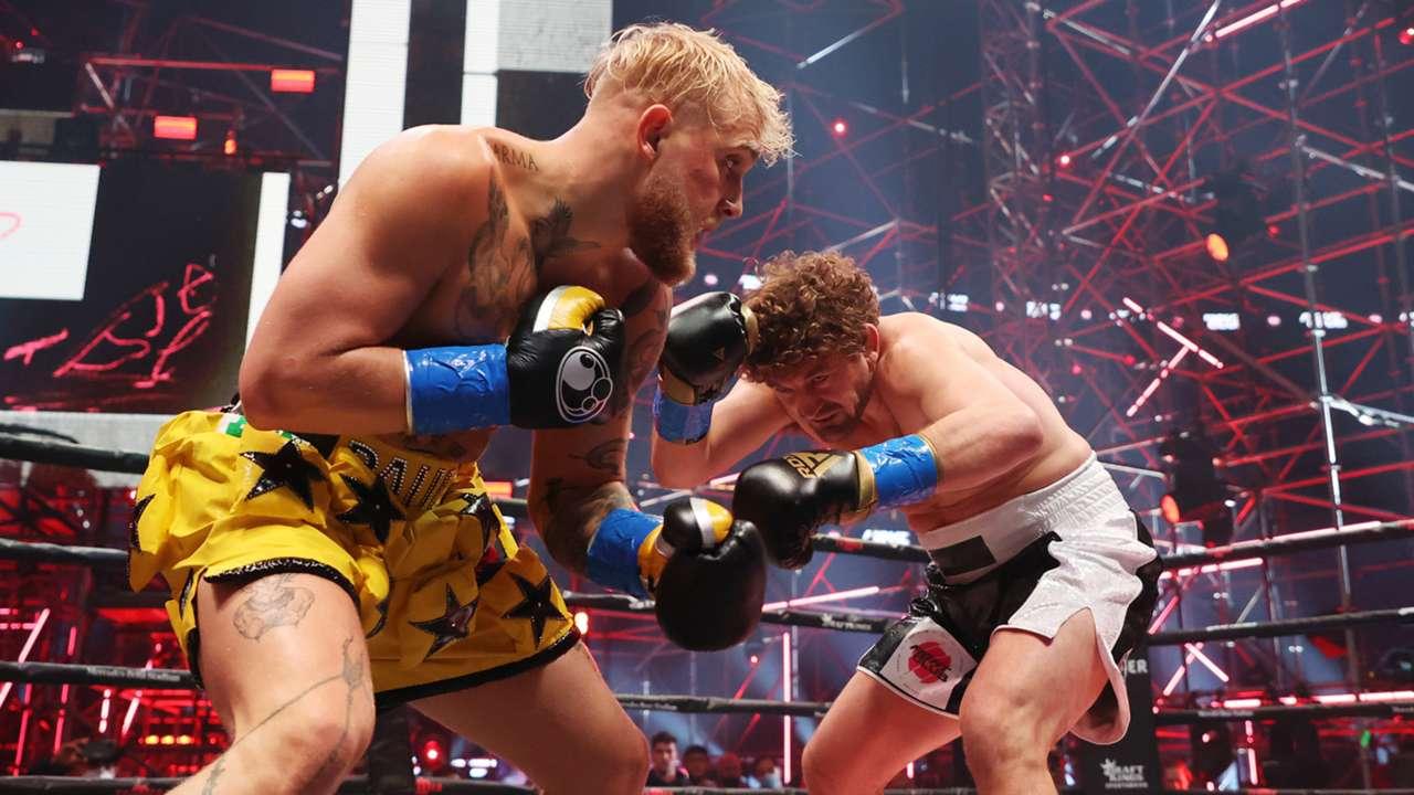 video review : Jake Paul versus Ben Askren at Triller Fight Club