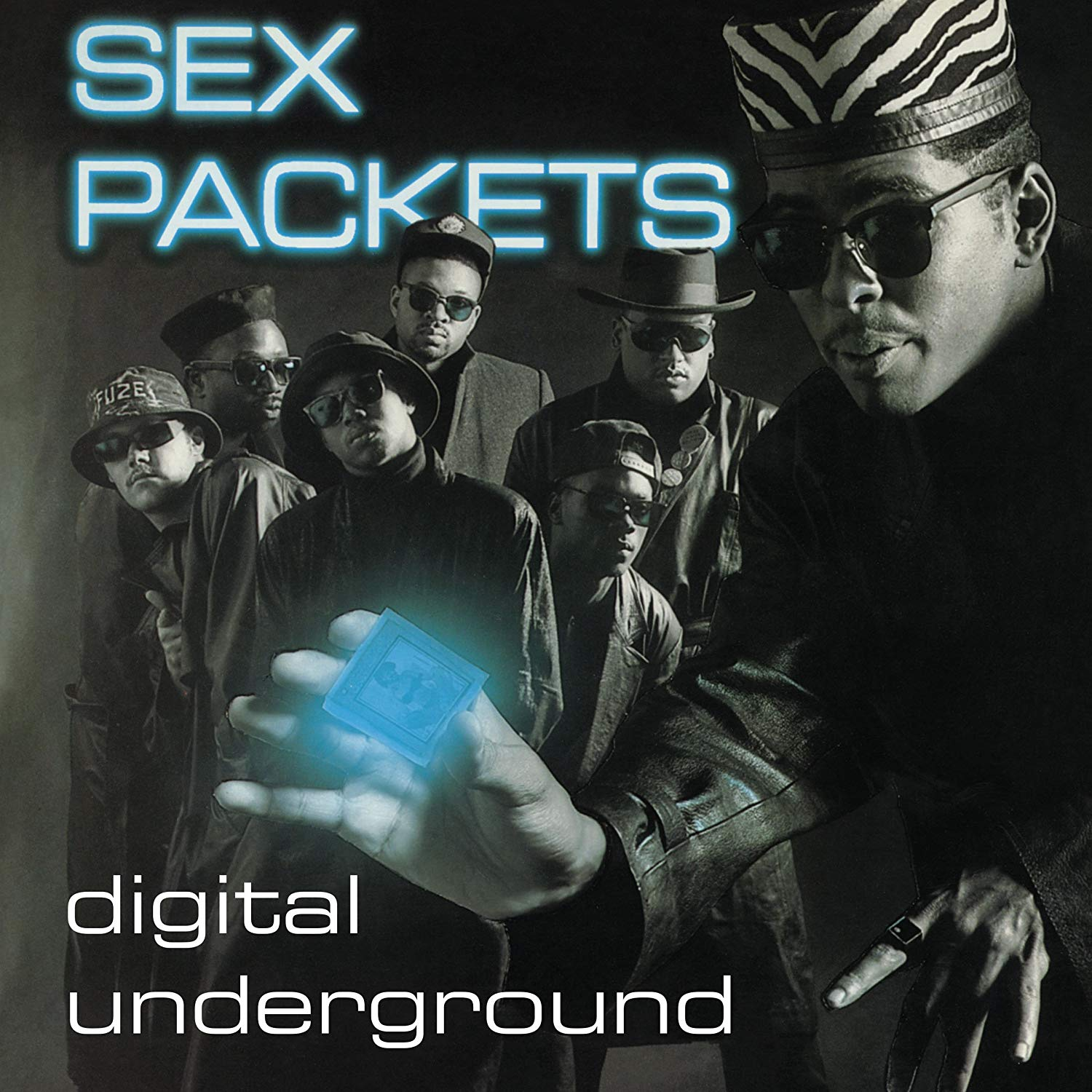 audio review : Sex Packets ( album ) ... Digital Underground