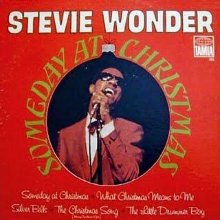 Someday At Christmas ( song ) ... Stevie Wonder