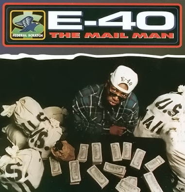 audio review : The Mail Man ( EP ) ... E-40