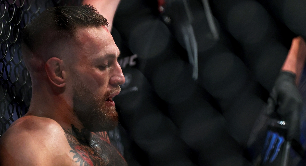 video review : Dustin Poirier versus Conor McGregor at UFC 264