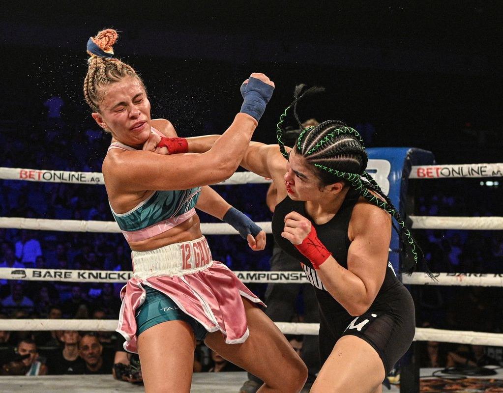 video review : Paige VanZant versus Rachael Ostovich at BKFC 19