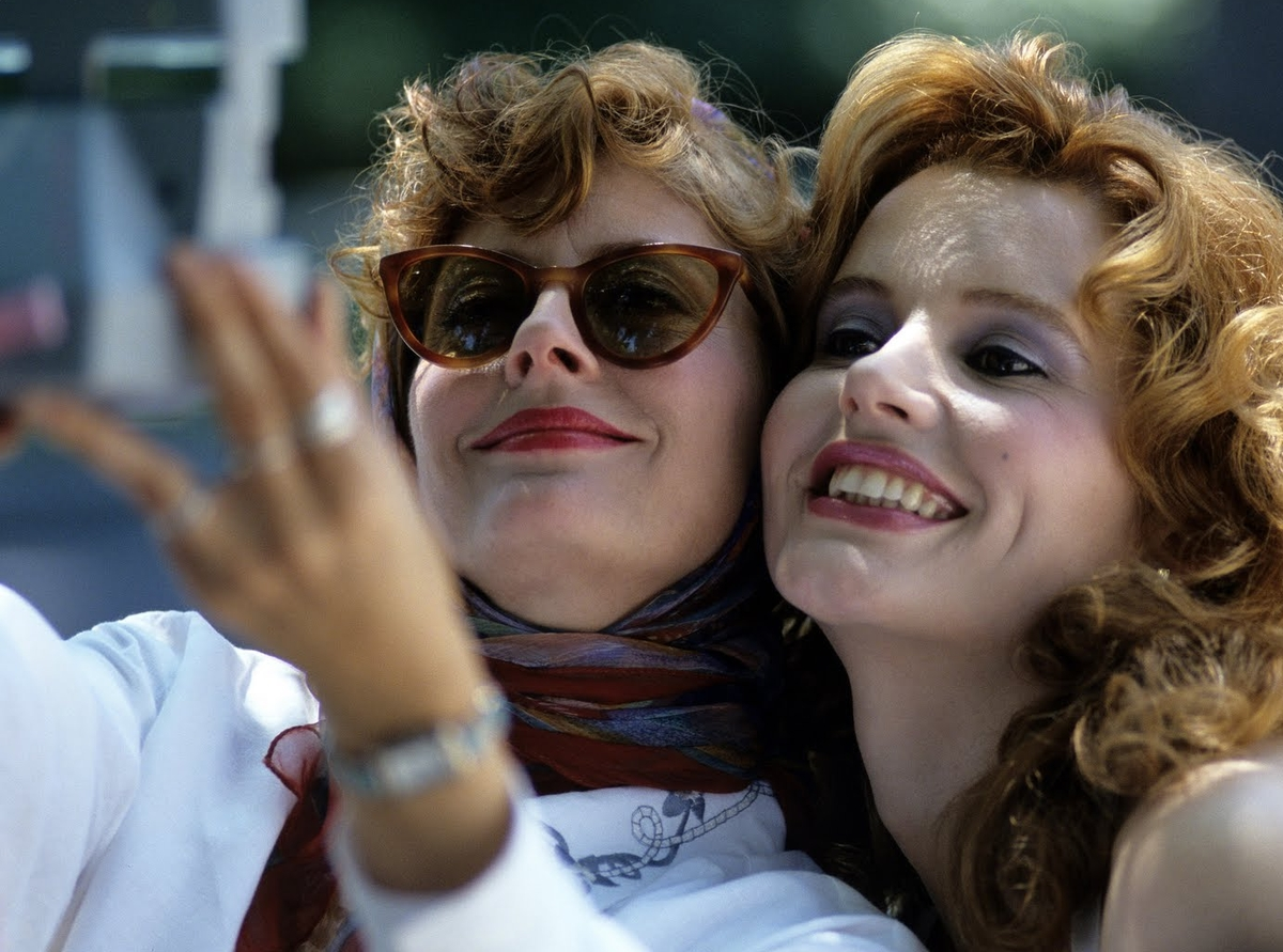 video review : Thelma And Louise