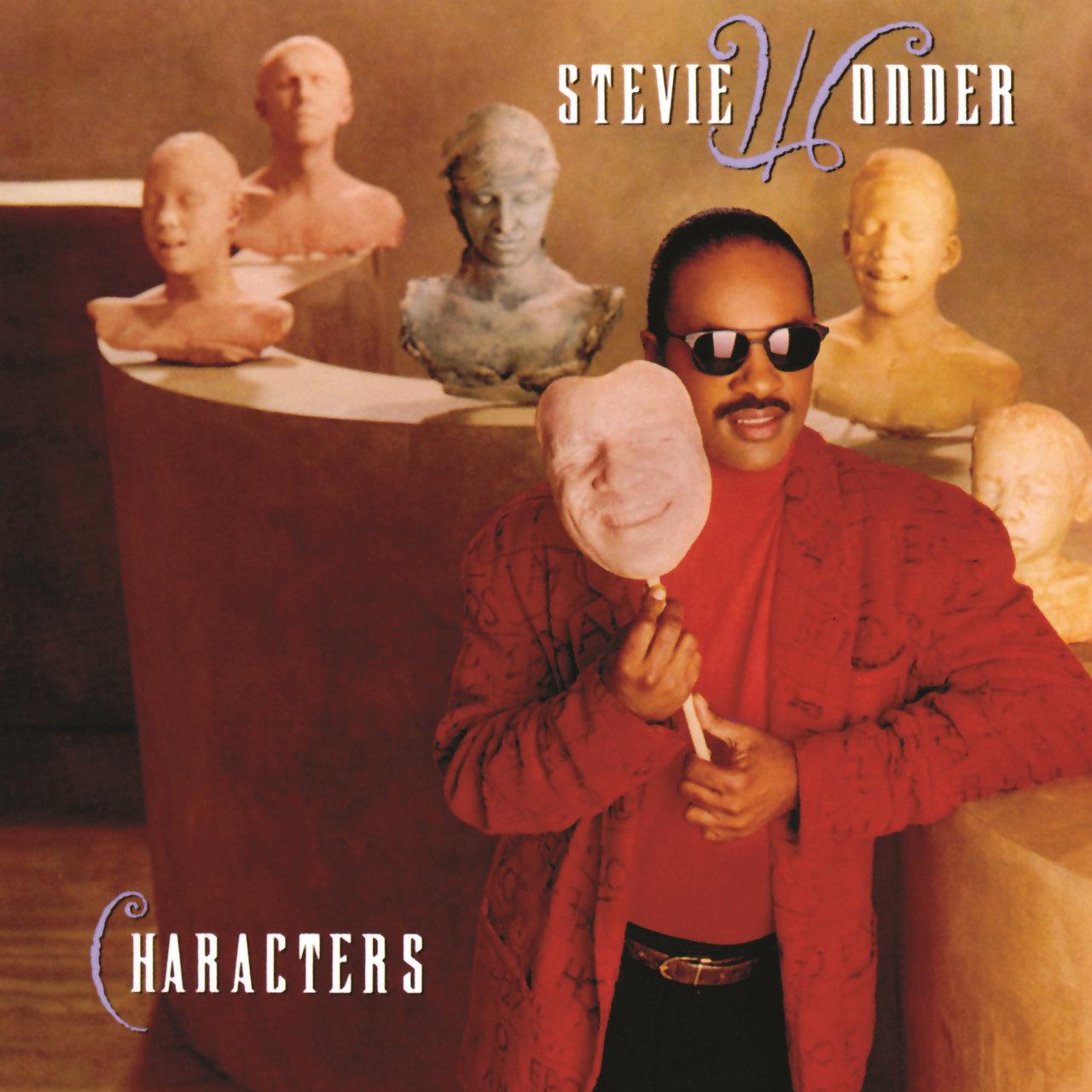 audio review : Characters ( album ) … Stevie Wonder