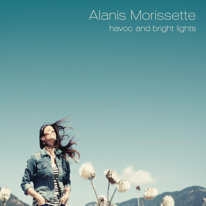 promo : Alanis Morissette's Havoc And Bright Lights album