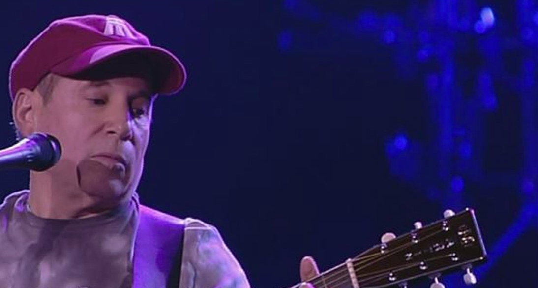 You're The One [ In Concert ] ( concert ) ... Paul Simon