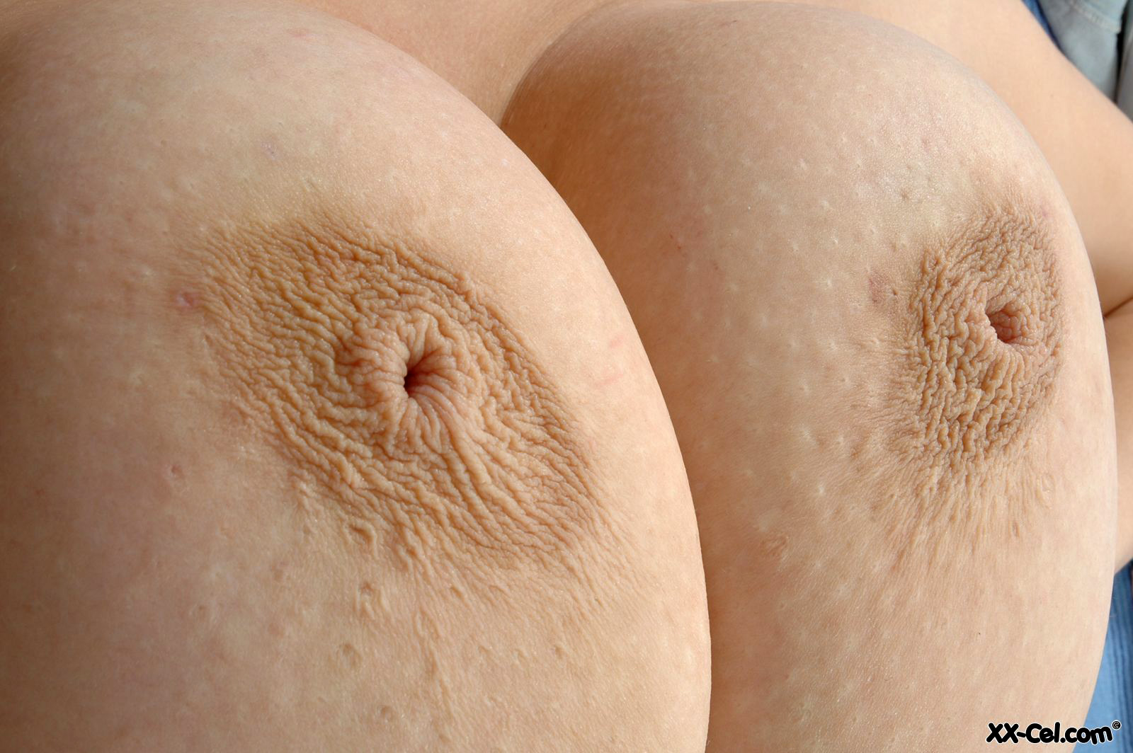 Nude girls with inverted nipples