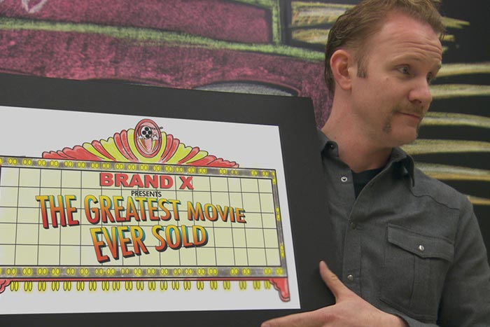 video review : The Greatest Movie Ever Sold