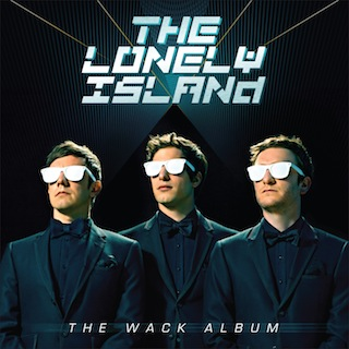 audio review : The Wack Album ( album ) ... The Lonely Island