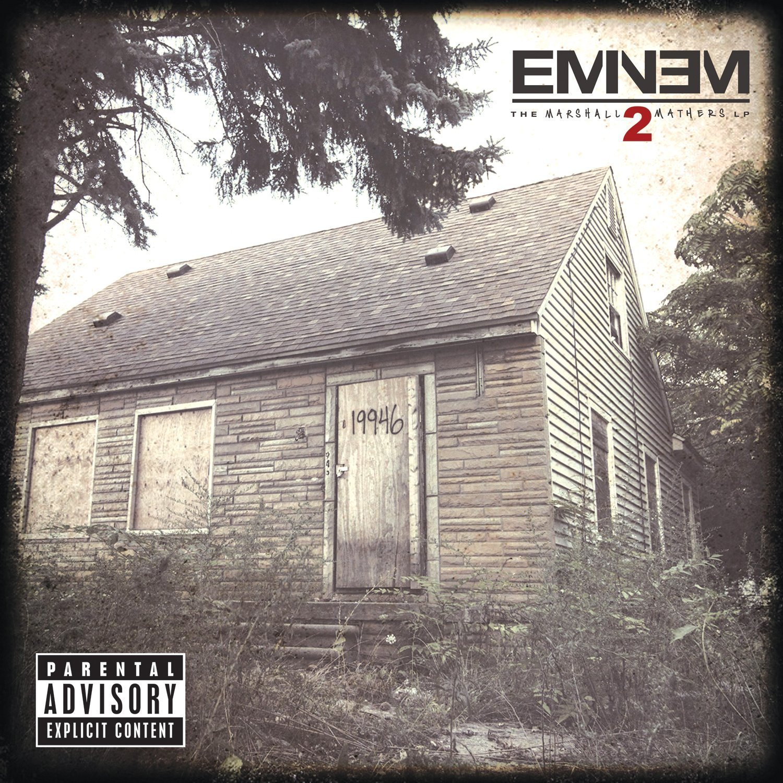 audio review : The Marshall Mathers LP 2 ( album ) ... Eminem