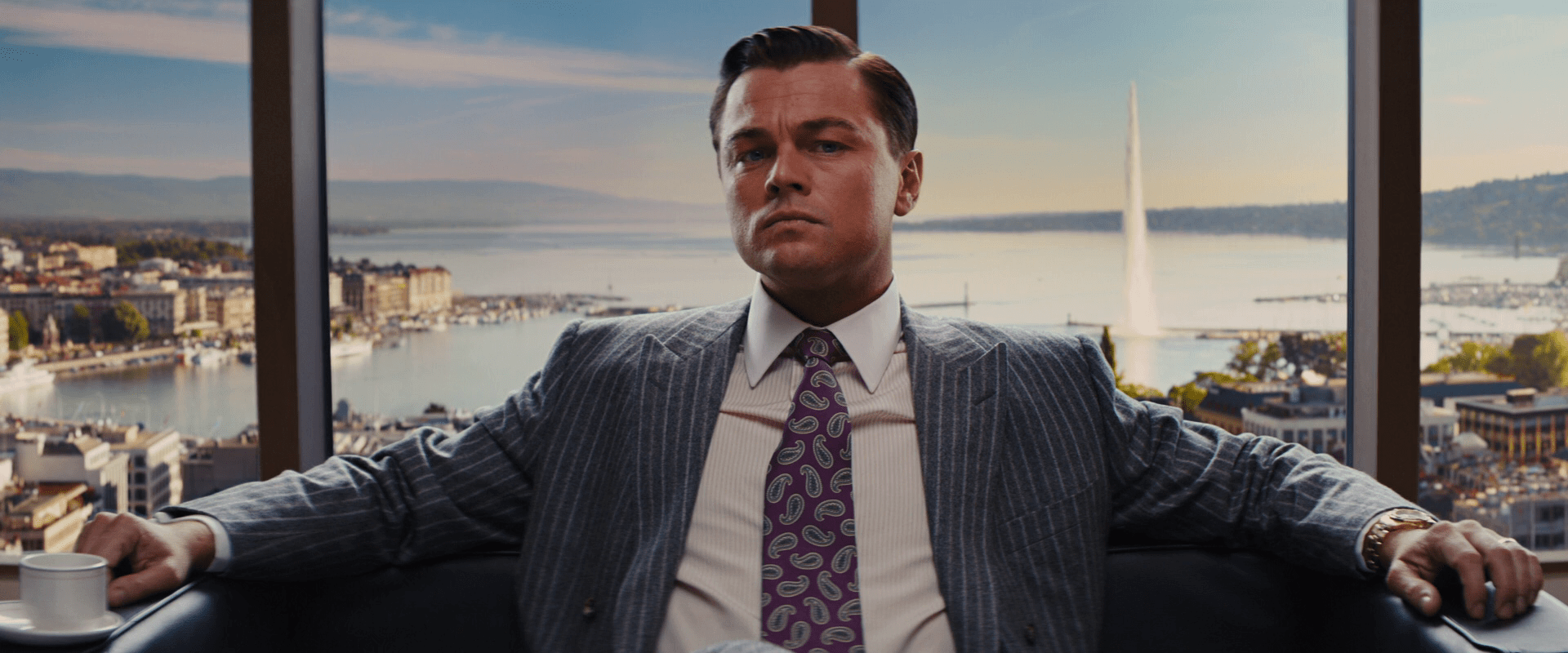 video review : The Wolf Of Wall Street