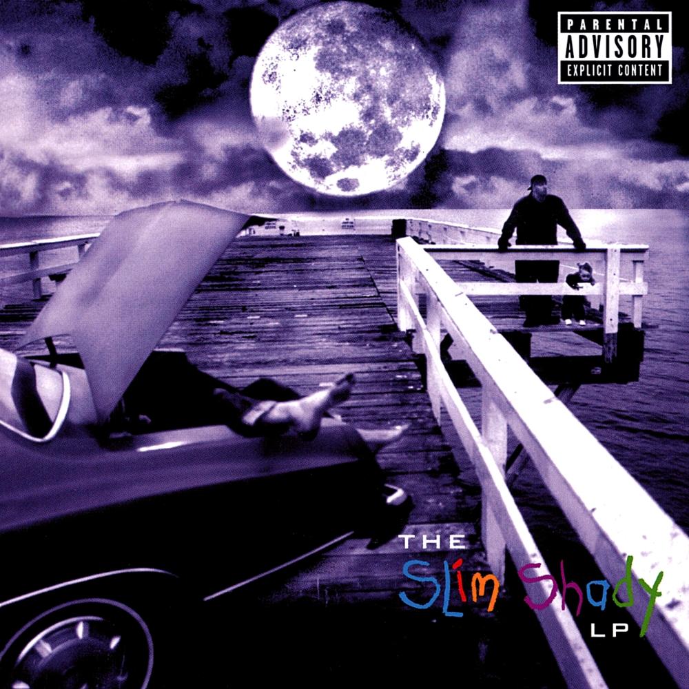 audio review : The Slim Shady LP ( album ) ... Eminem