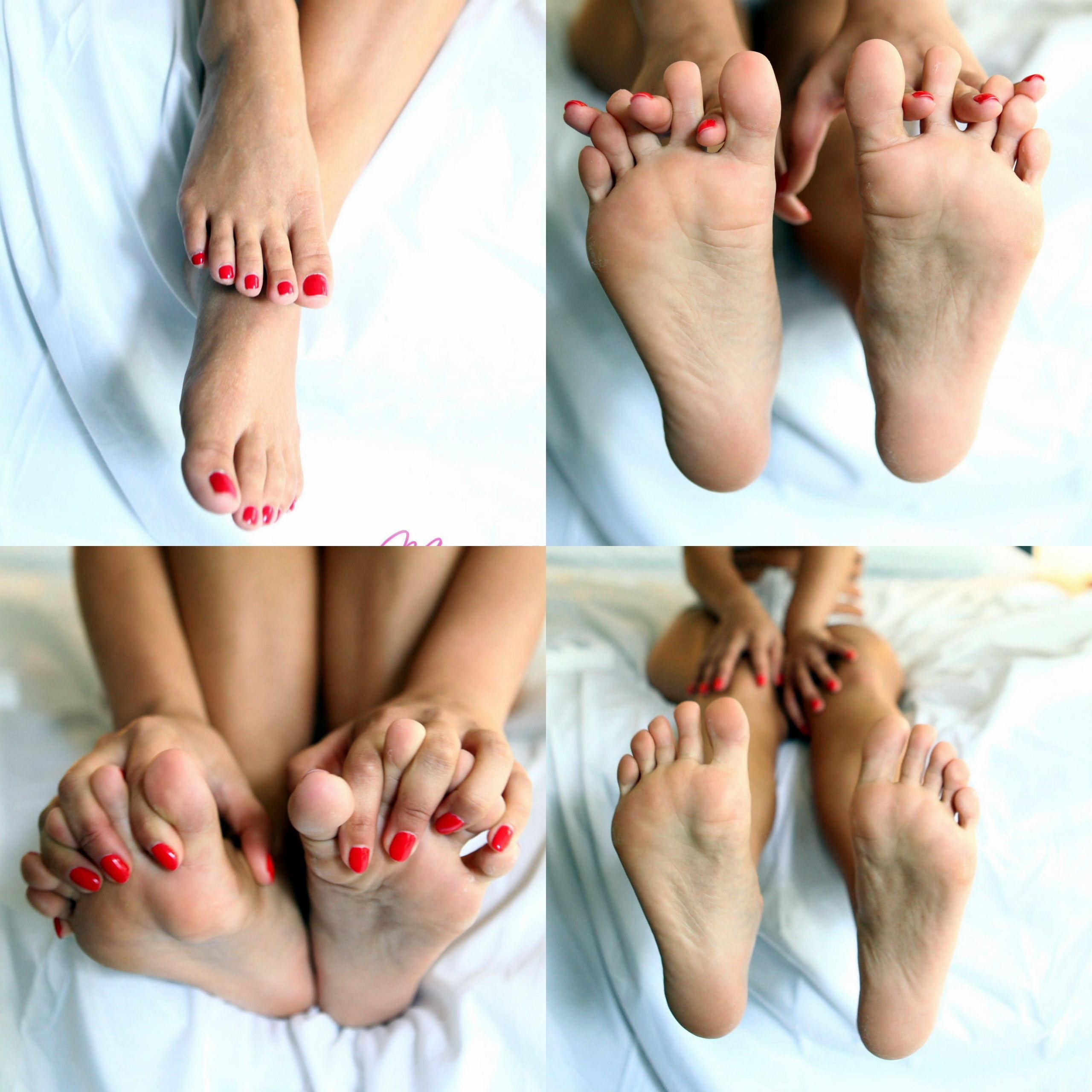 Feet eva lovia Eva Lovia