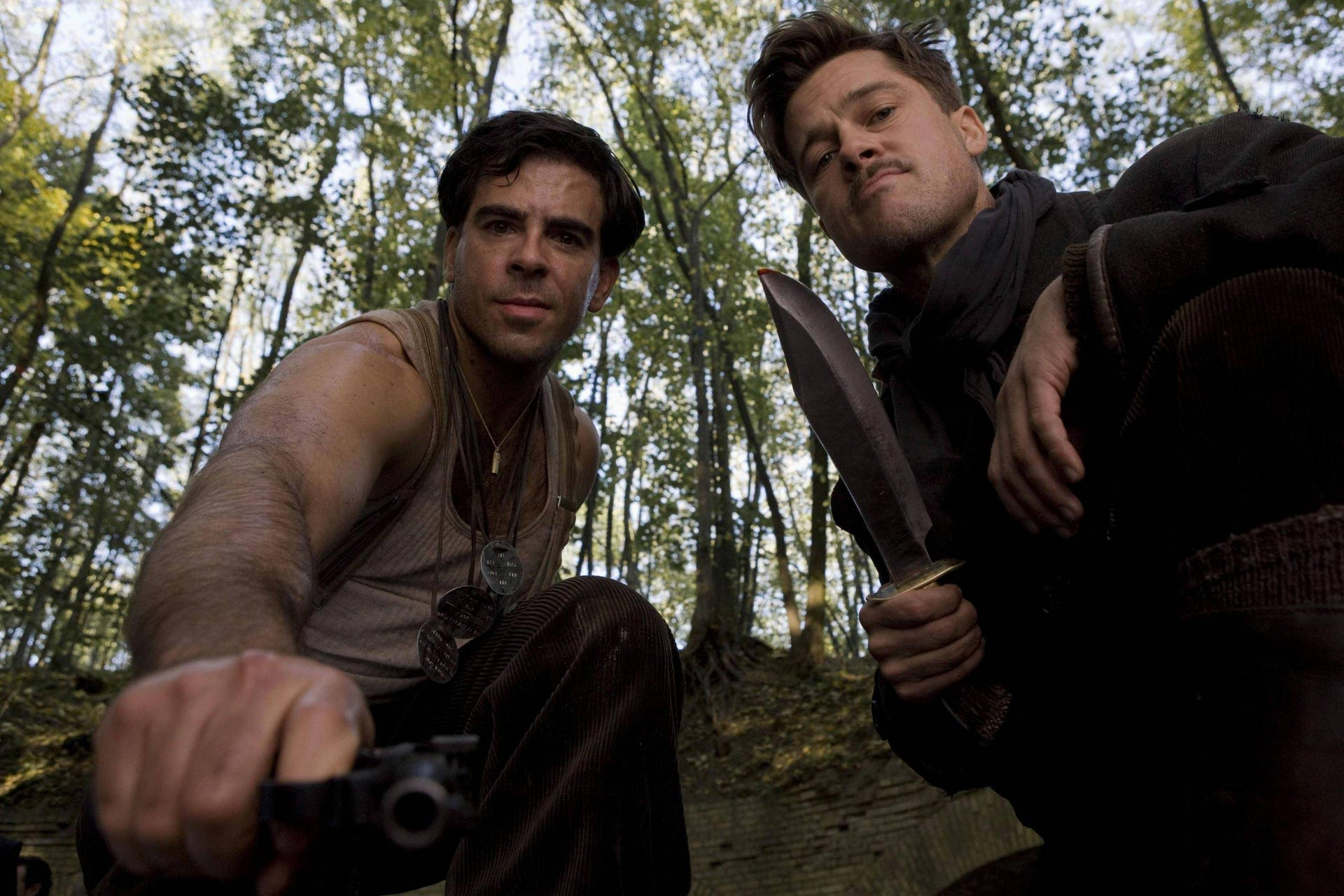 video review : Inglourious Basterds