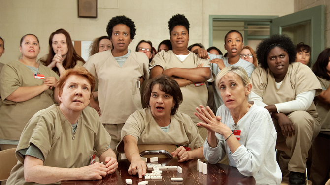 video review : Orange Is The New Black [ Season 3 ]