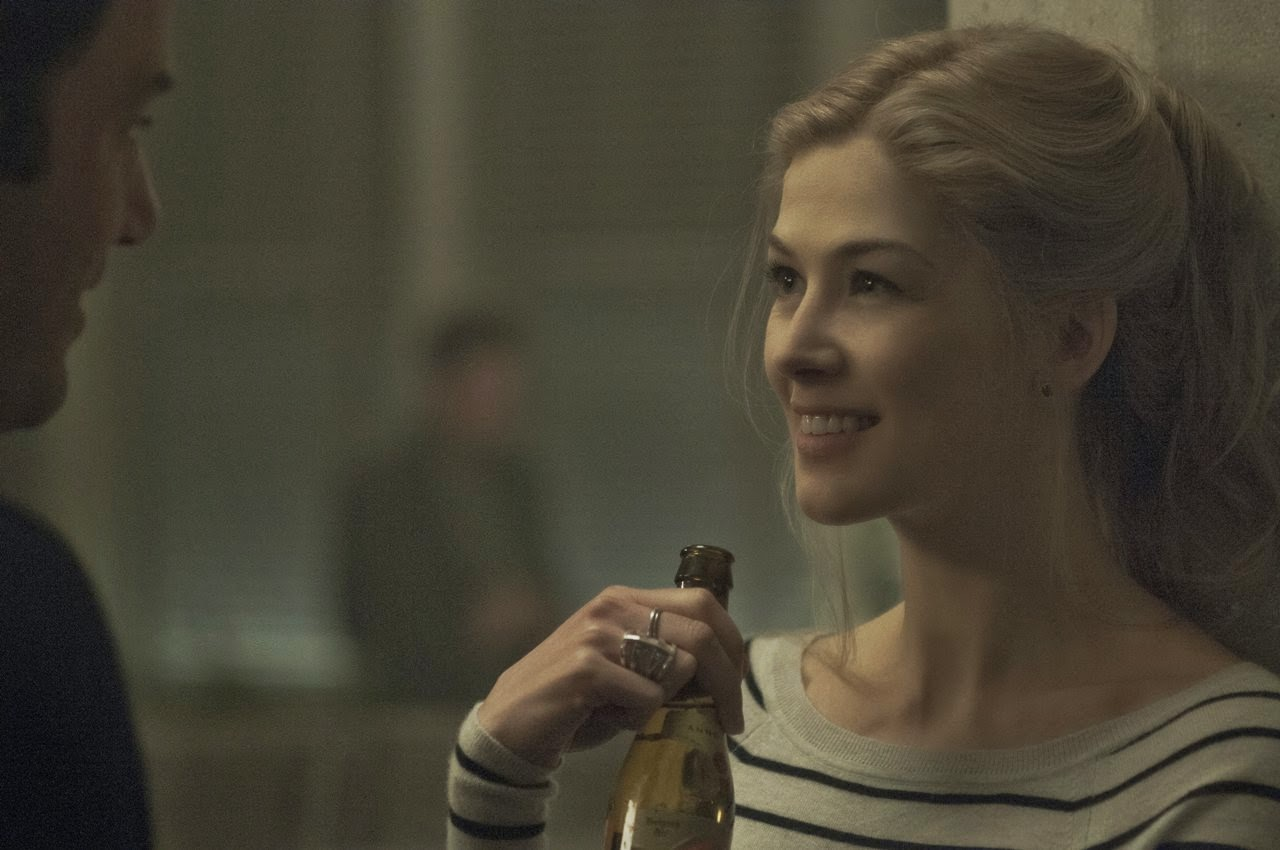 video review : Gone Girl