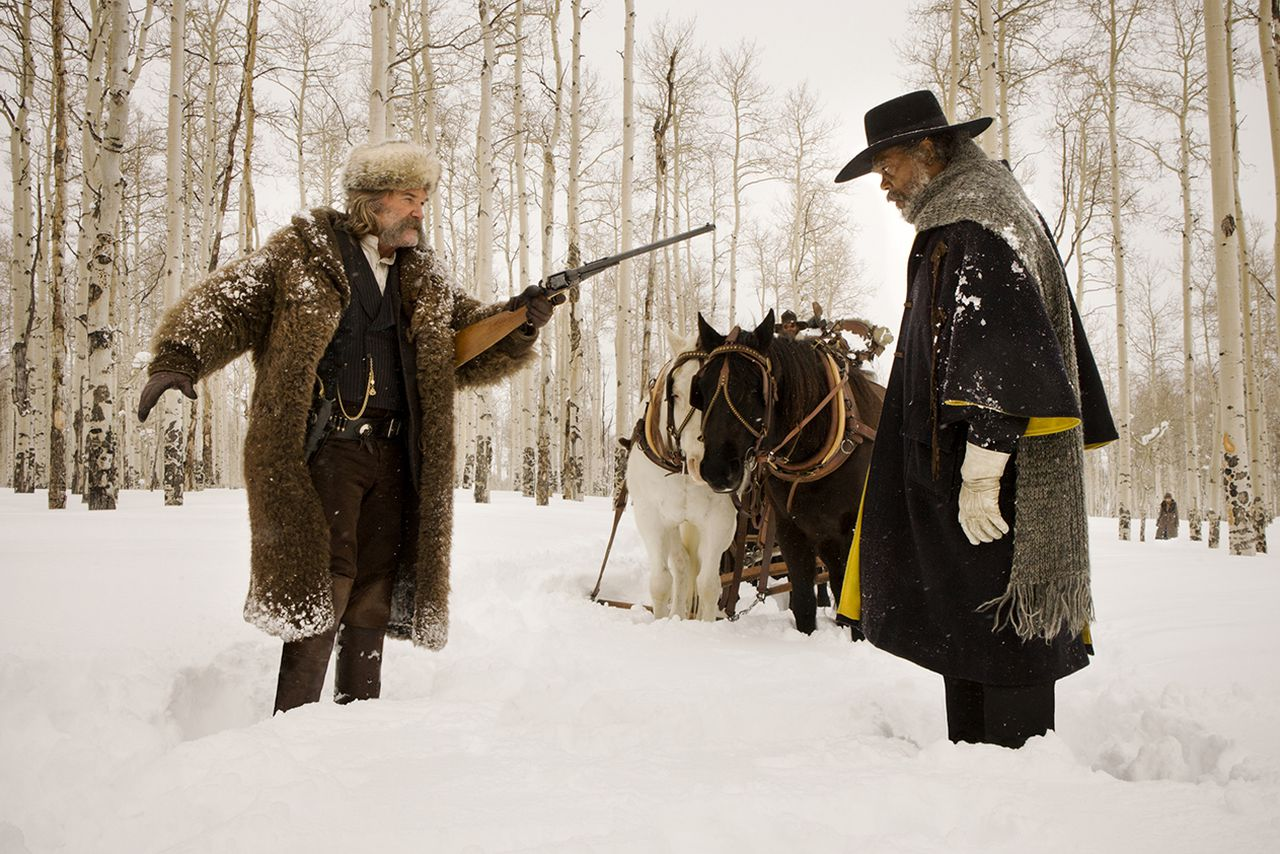 video review : The Hateful Eight