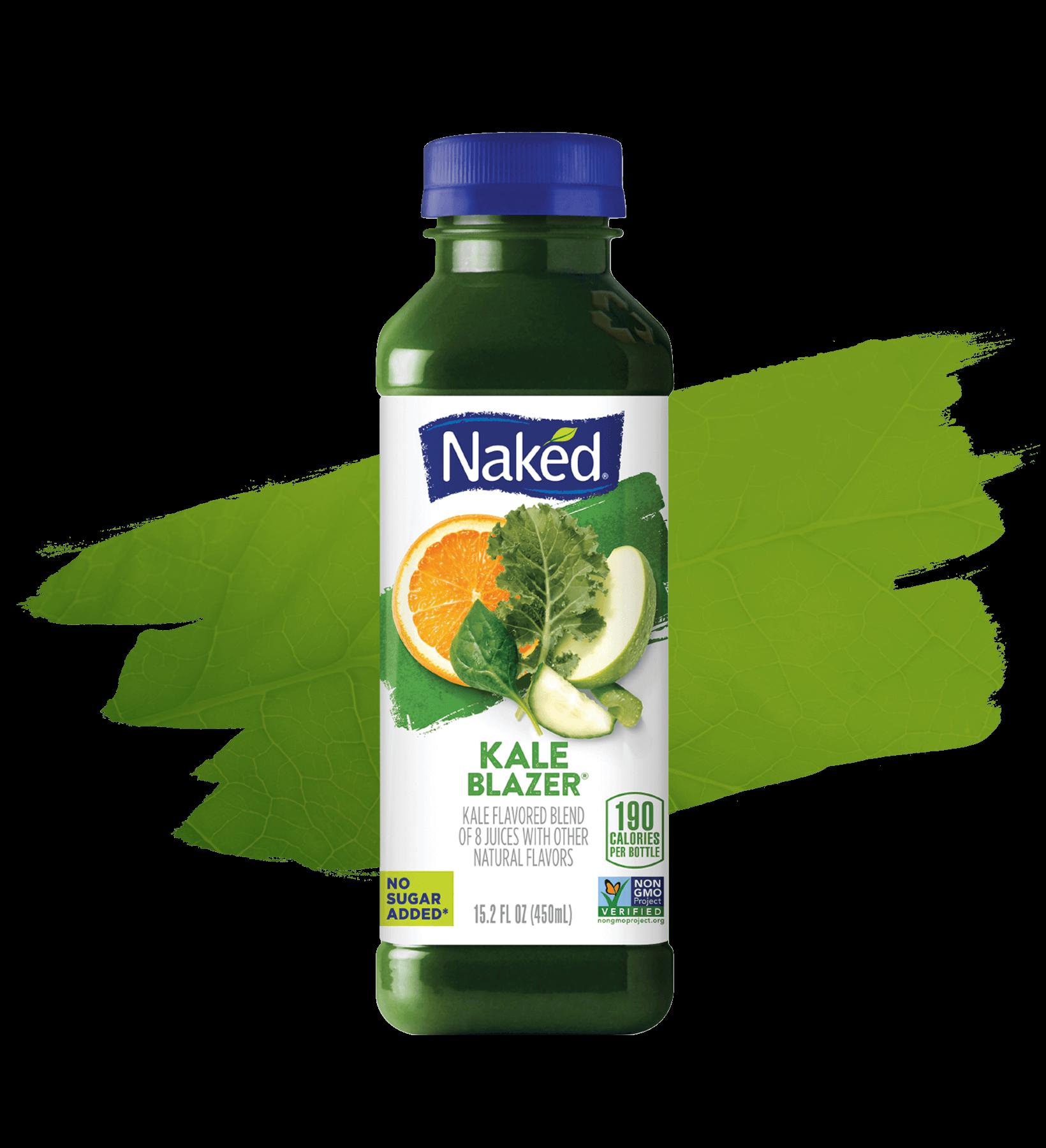 Naked : Kale Blazer