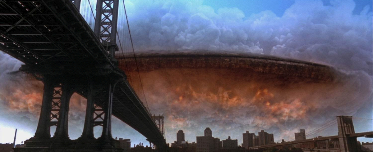 video review : Independence Day