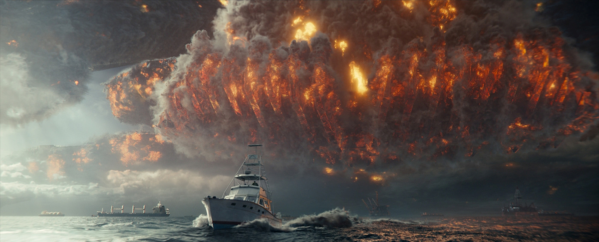 video review : Independence Day [ Resurgence ]