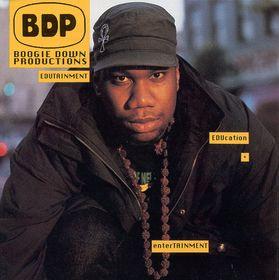audio review : Edutainment ( album ) ... Boogie Down Productions