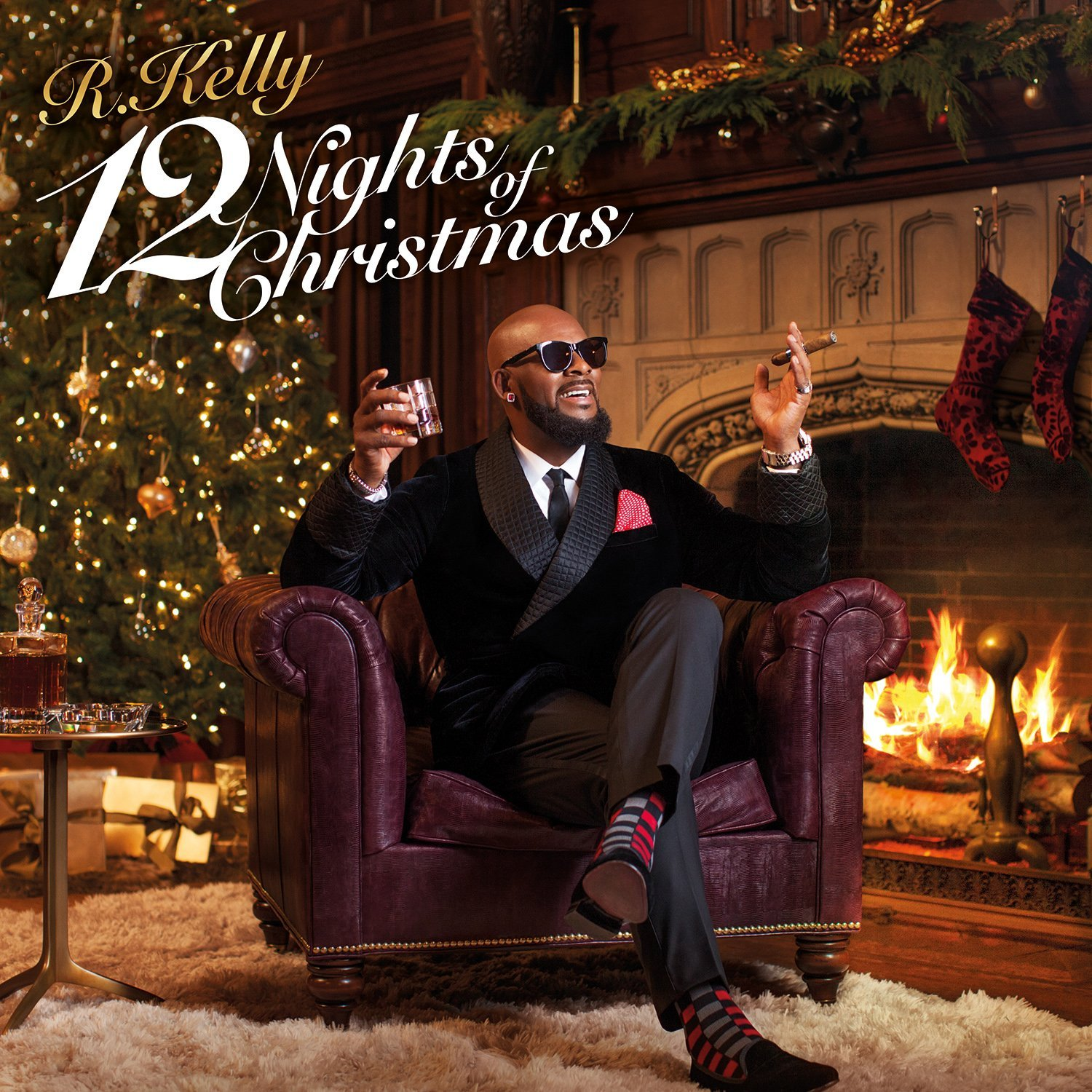 audio review : 12 Nights Of Christmas ( album ) ... R Kelly