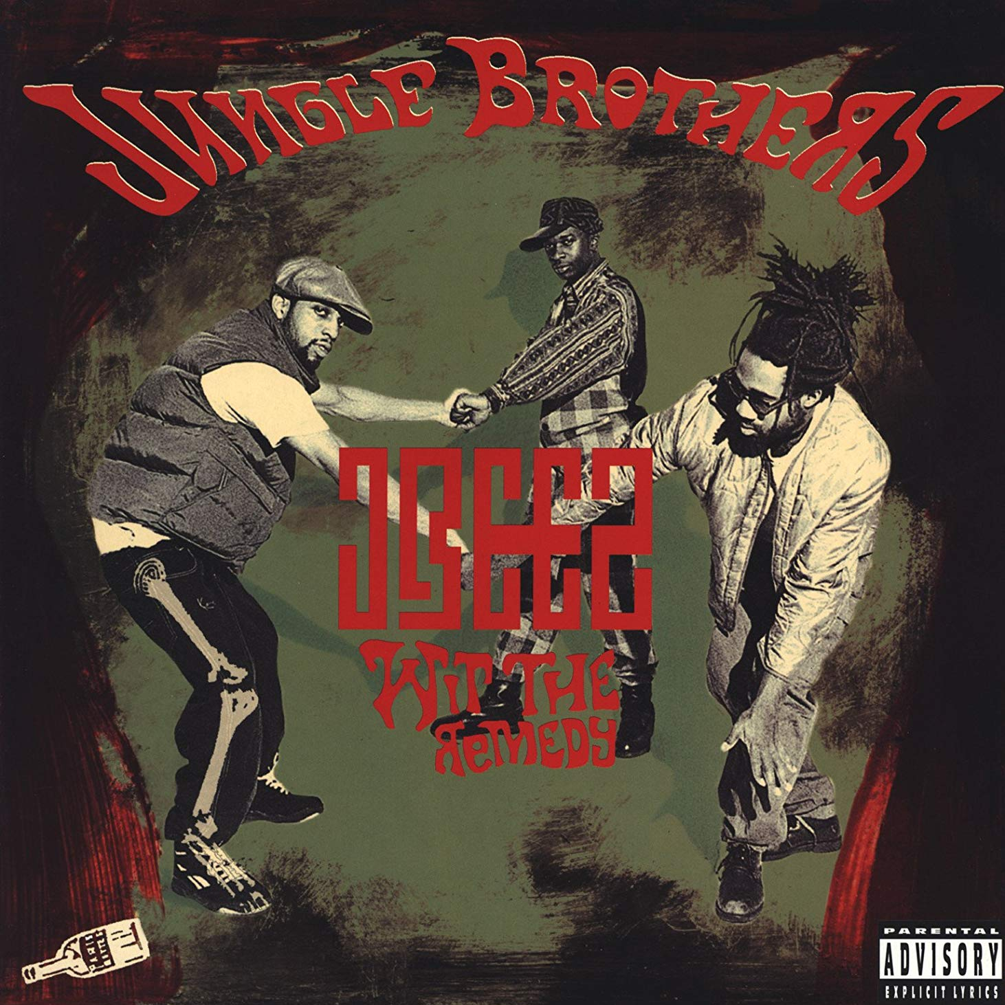 audio review : J Beez Wit The Remedy ( album ) ... Jungle Brothers
