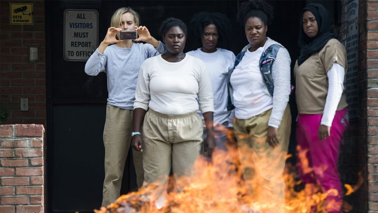 video review : Orange Is The New Black [ Season 5 ]