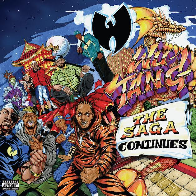 audio review : Wu-Tang : The Saga Continues
