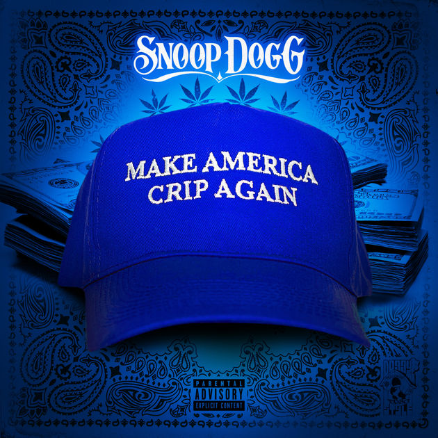 audio review : Make America Crip Again ( EP ) ... Snoop Dogg
