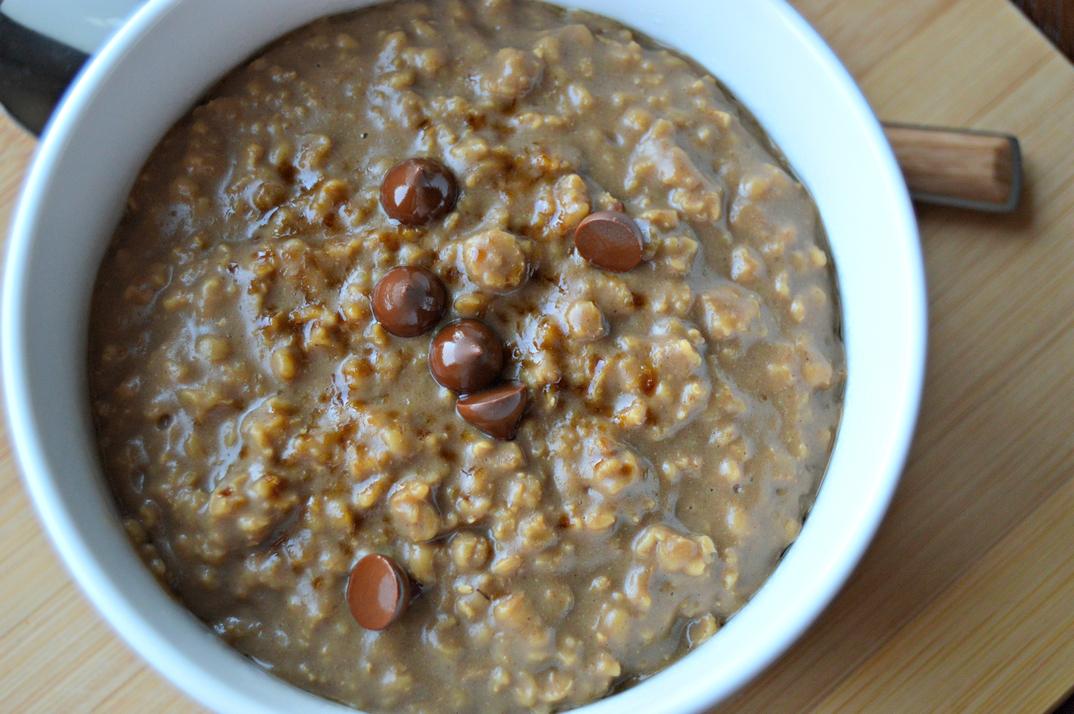 hot cocoa oatmeal