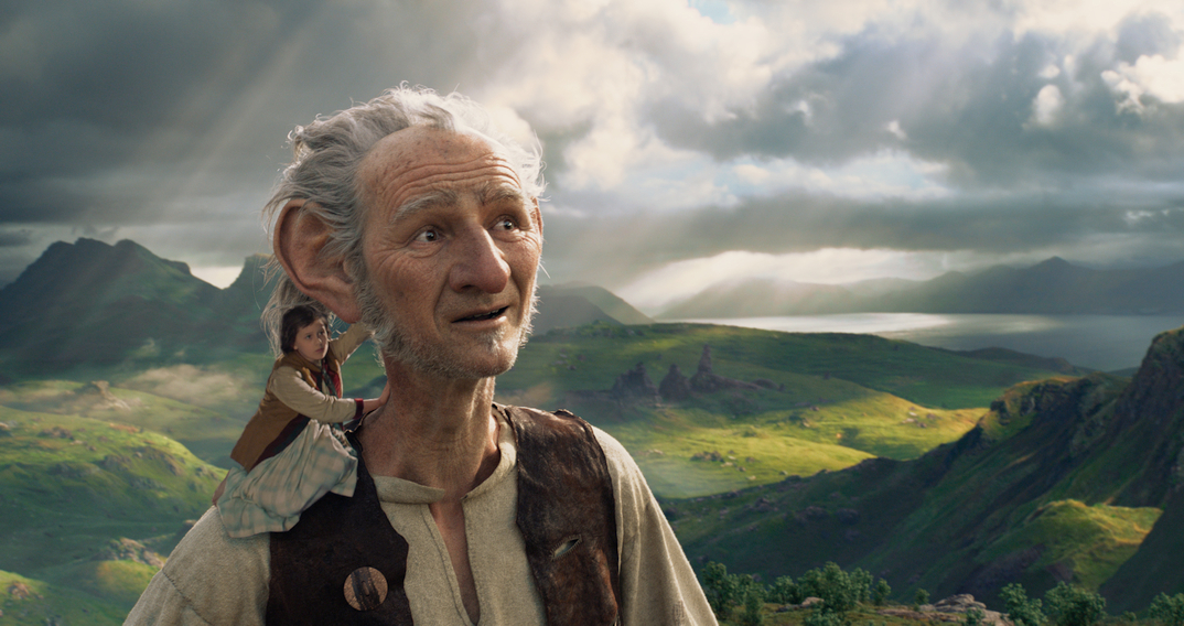 video review : The BFG