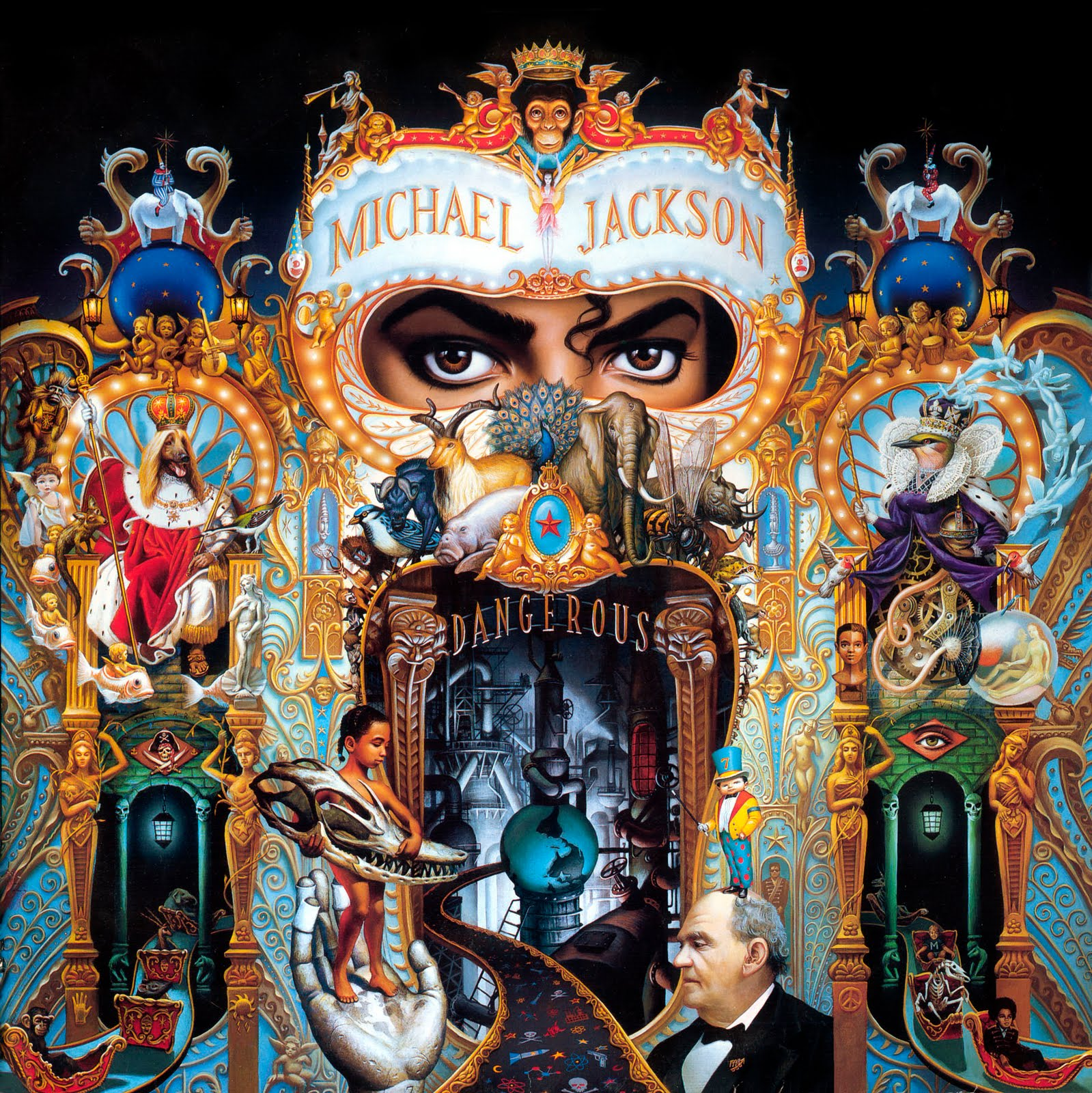 audio review : Dangerous ( album ) ... Michael Jackson